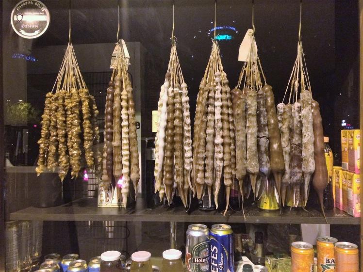 georgische Süßigkeit Tiflis