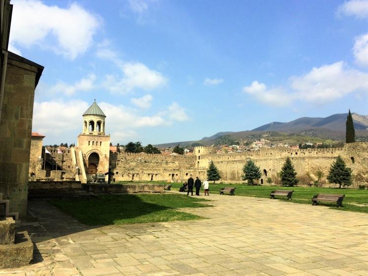 Kathedrale Tiflis Georgien
