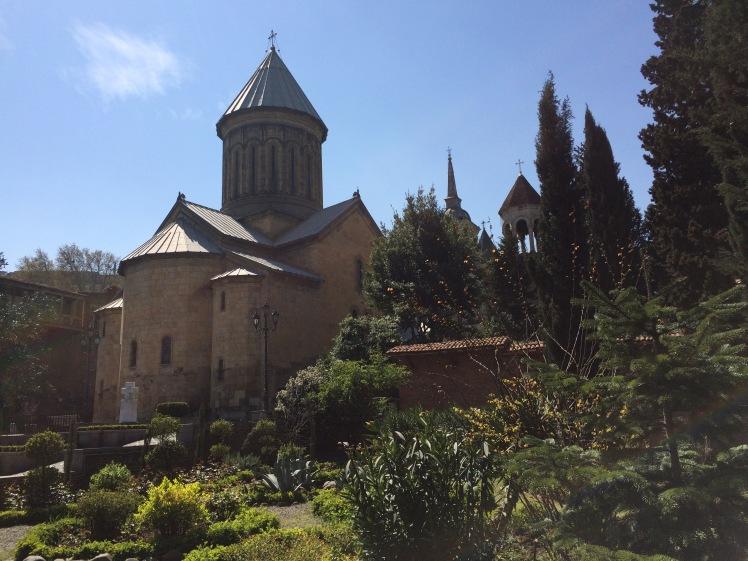 Sini-Kathedrale Tiflis