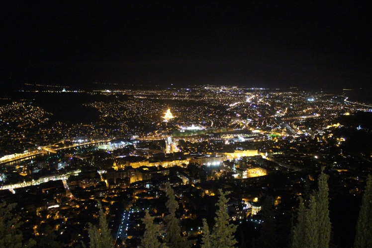 Tiflis Berg Georgien
