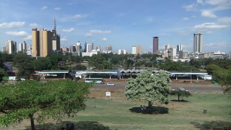 Nairobi Kenia Hauptstadt