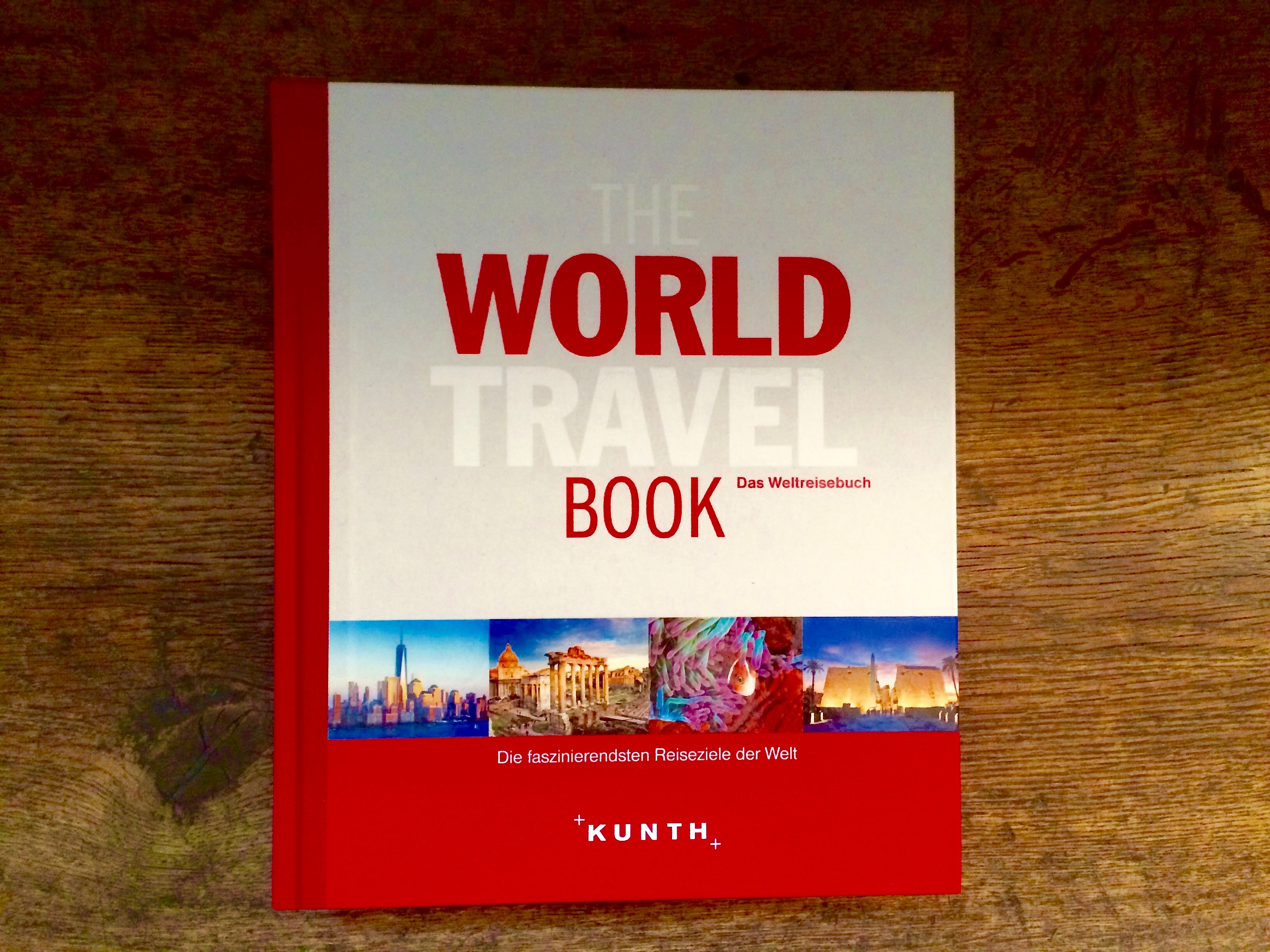 The World Travel Book Reisen
