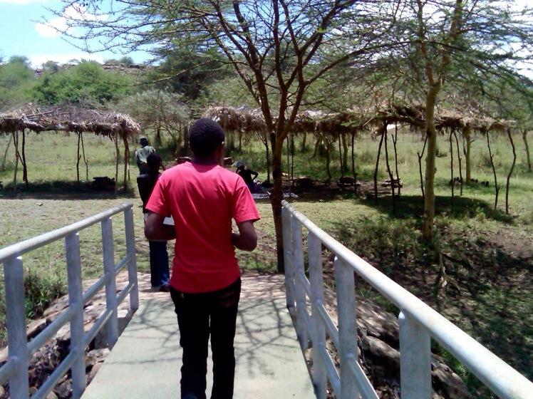 Afrika Kenia Nairobi Safari