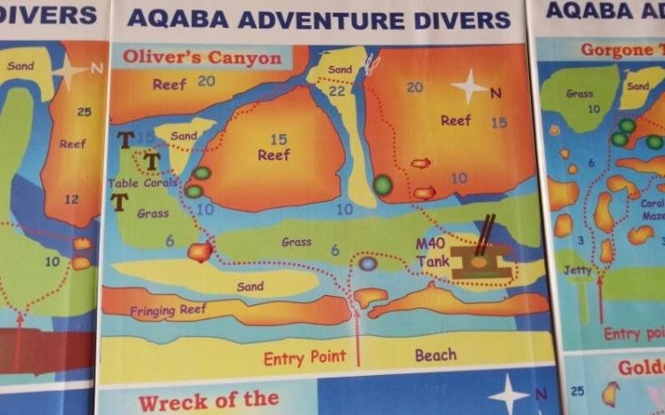 Tauchen Jordanien Rundreise Aqaba