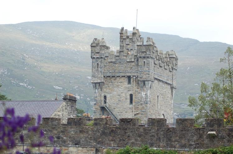 Burg Irland Rundreise