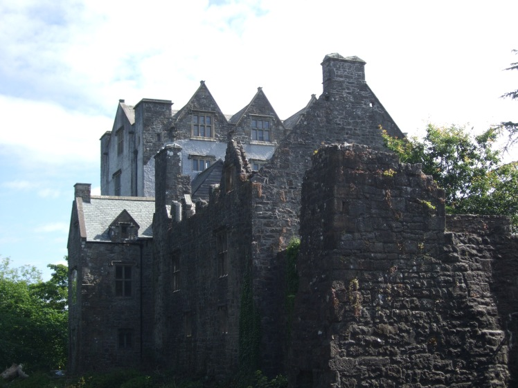 Donegal Castle Rundreise Irland