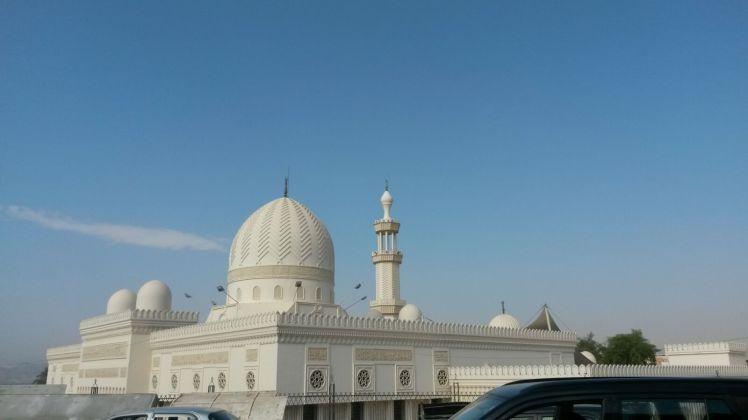 Moschee Aqaba Jordanien Rundreise
