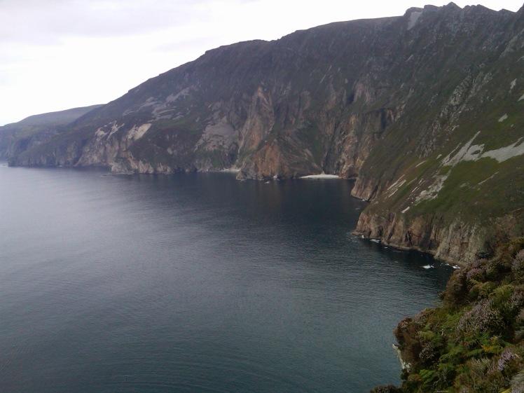 Klippen Irland Rundreise