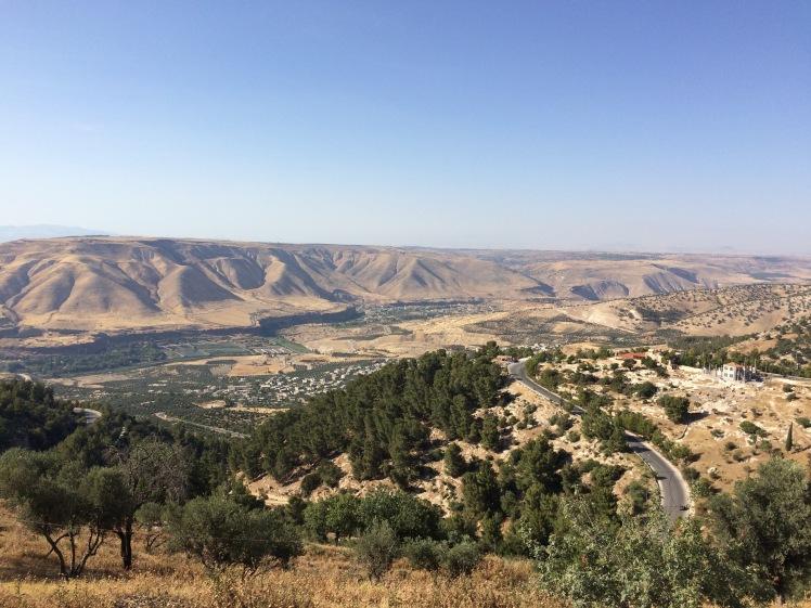 Jordanien Rundreise Umm Qais
