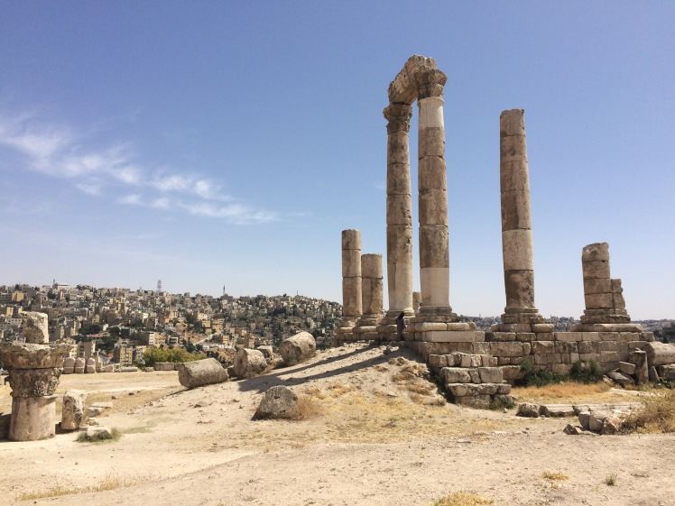 Amman Rundreise Jordanien