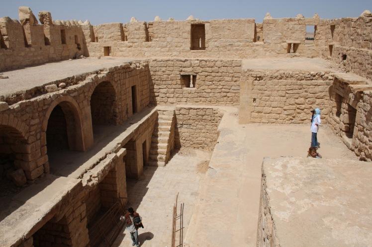 Rundreise Jordanien Wüstenschloss