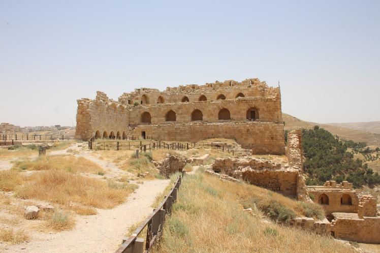 al-Karak Jordanien Rundreise