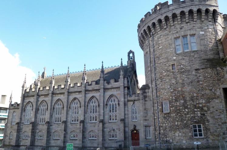 Burg Irland Dublin Rundreise