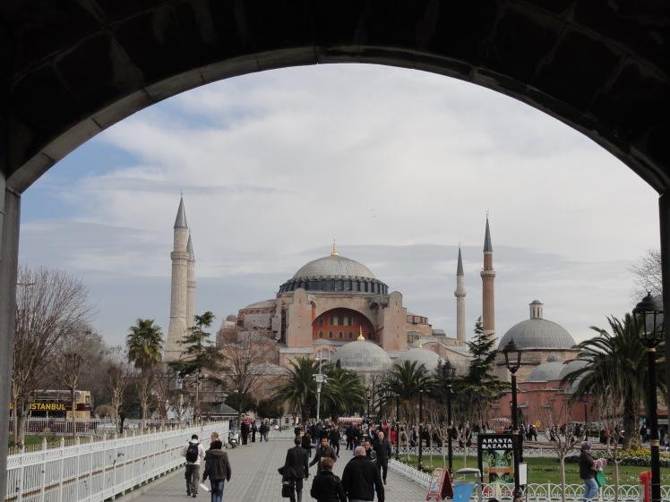 Hagia sofia istanbul