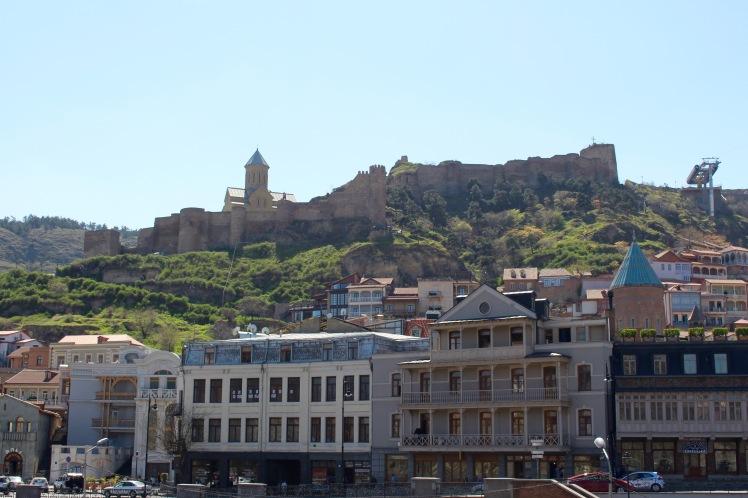 Festung Tiflis