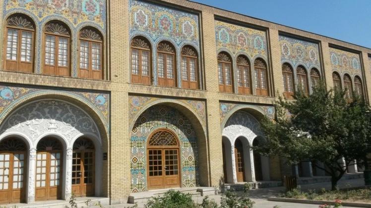 Teheran Shah Palast