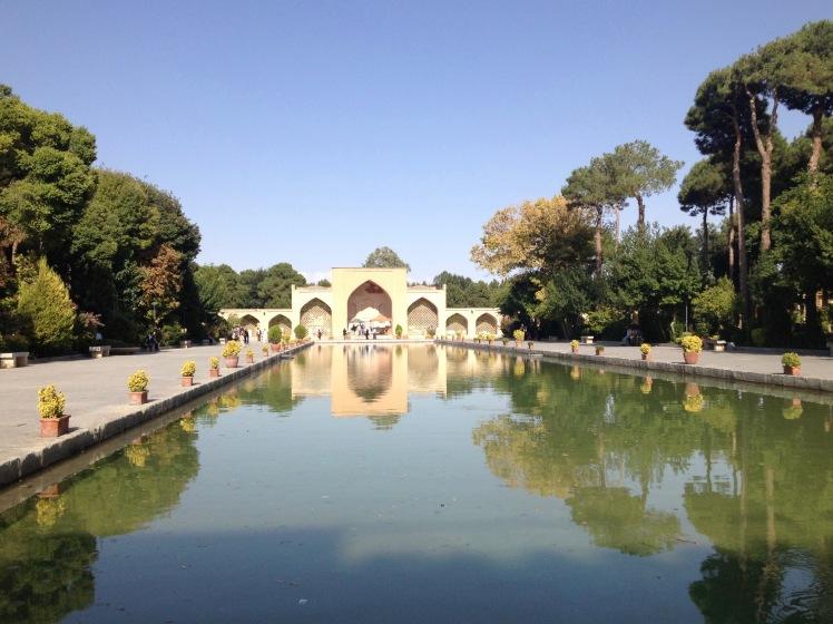 40 Säulen Palast Isfahan
