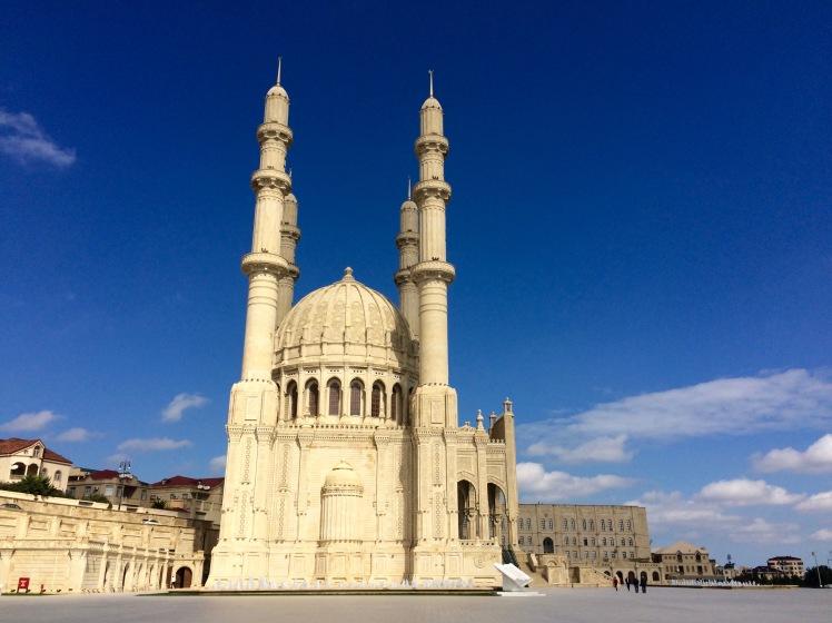 Aliyev Moschee Baku