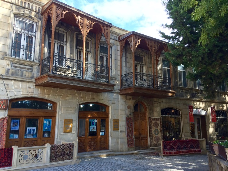 traditionelles Haus Baku