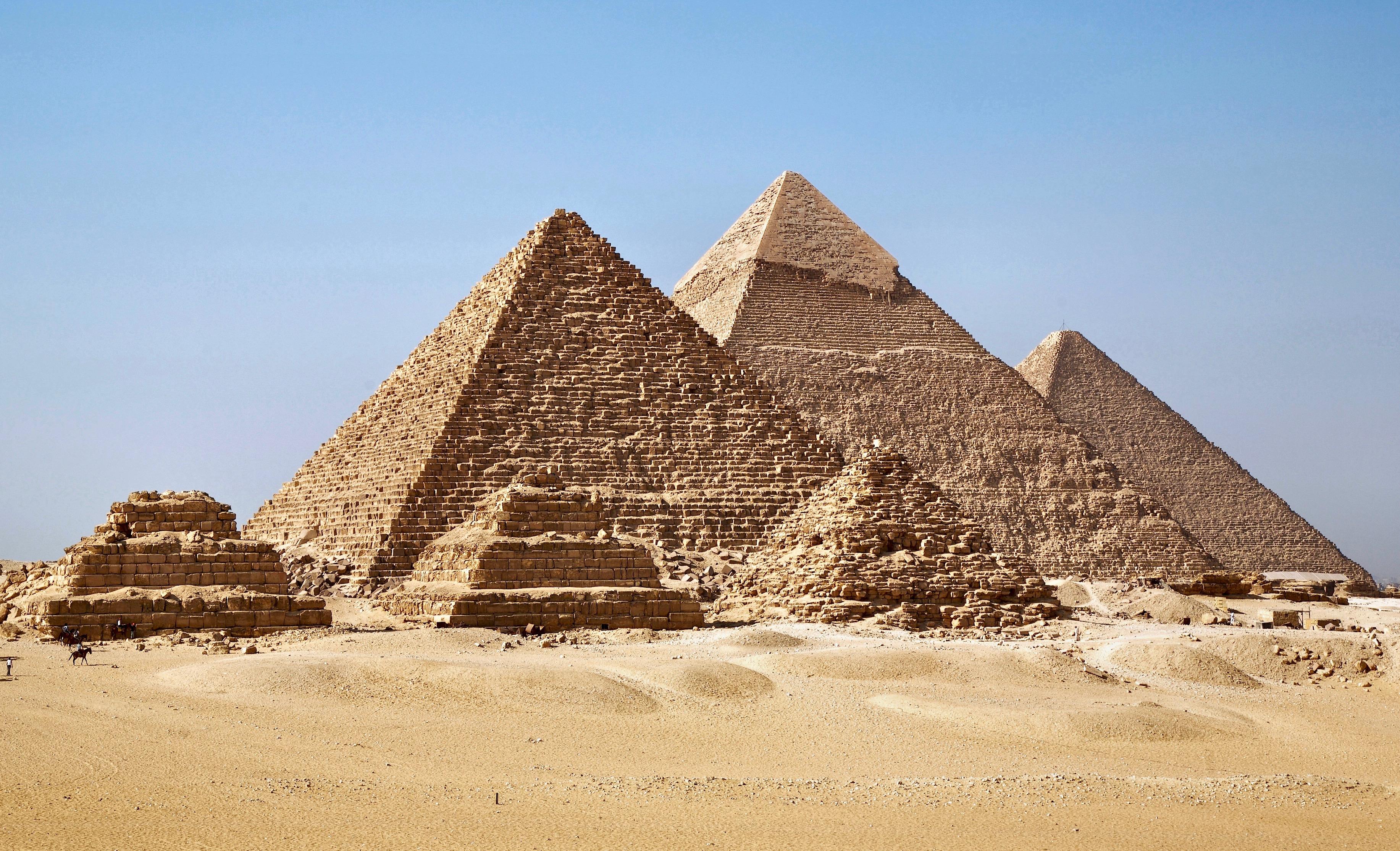 gizeh-pyramiden-ägypten